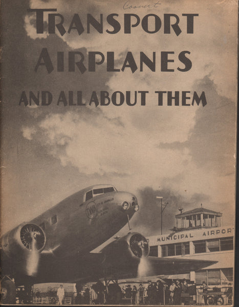 Transport Airplanes - 1934
