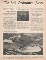 The Bell Ordnance News, 40 issues - 1944/45