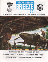 6th Air Force Veterans  - Vol 1, No.1 of The Caribbean Breeze  - 1994