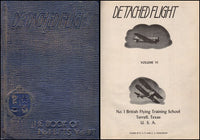 Class Book, No. 1 British Flying Training School, Terrell, Texas - circa 1943