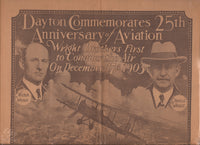 25th Anniversary of Wright Flight Special Dayton Daily News Edition - 1928