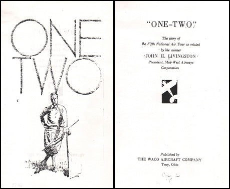 """ONE-TWO"" (Photocopy) - 1930"