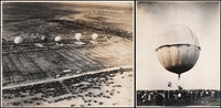 1924 National Balloon Race Photo Collection