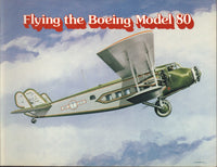 Flying the Boeing Model 80