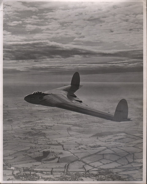 Armstrong-Whitworth A.W. 52 Photo - 1948