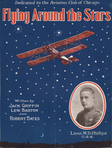 Sheet Music, Aviation Club of Chicago - 1921