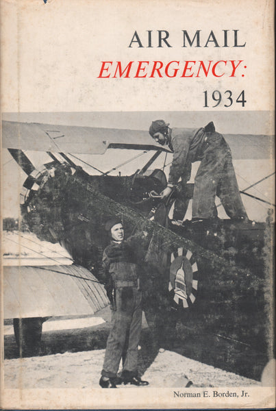 Borden - Air Mail Emergency 1934 - 1968