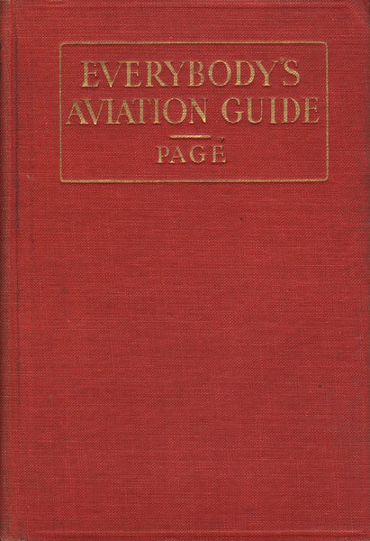 Page - Everybody's Aviation Guide - 1928