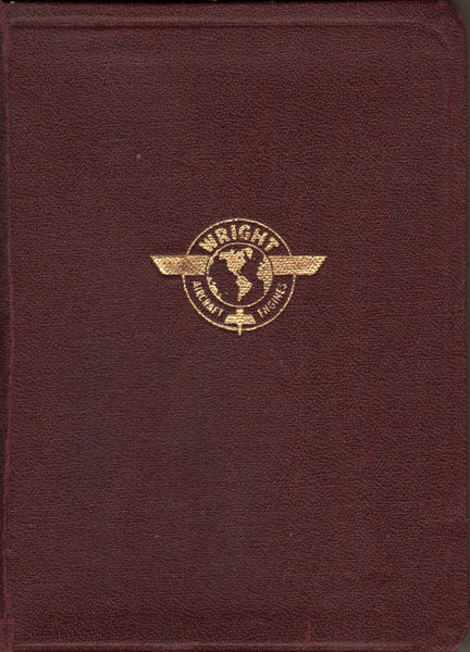 Wright Aero Pocket Handbook - 1945