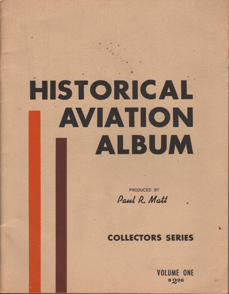 Historical Aviation Album Volume I - 1965