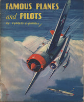 Hubbell - Famous Planes and Pilots - 1939