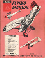 EAA 1929 Flying Manual