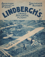 Lindbergh's Trans-Atlantic Flight Souvenir Issue - 1927