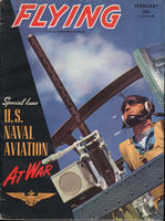 Flying Magazine, Special Issue U.S. Naval Aviation at War - 1943