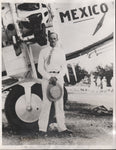 Original Press Photo, PAA-Grace Airliner Feared Lost Over Andes - 1932