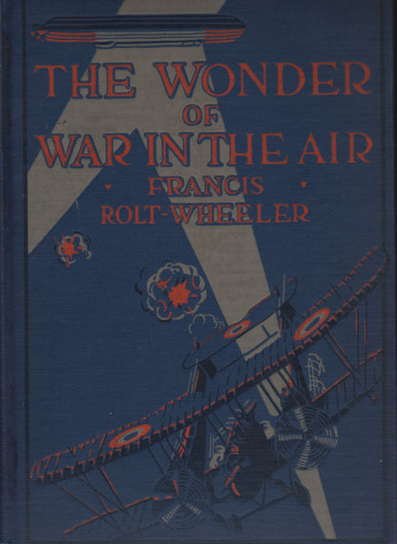 The Wonder of War in the Air - 1917
