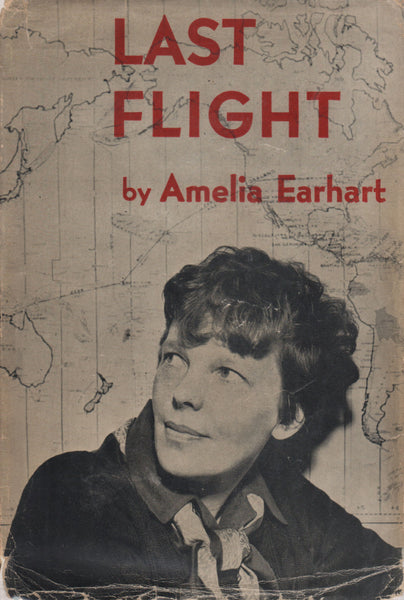 Last Flight by Amelia Earhart - 1937