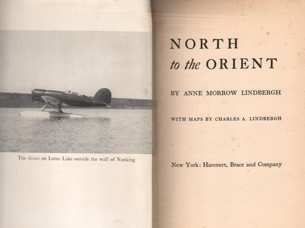 North to the Orient - 1935