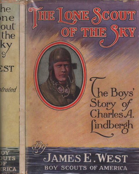 West - The Lone Scout of the Sky - 1928