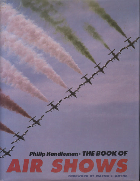 Handleman - The Book of Air Shows - 1993