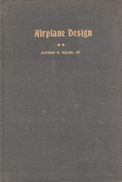 Niles - Airplane Design - 1926