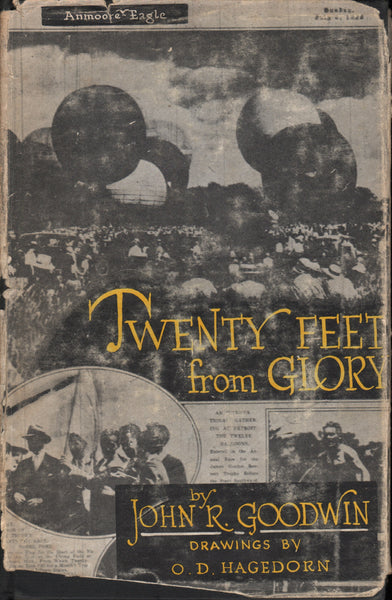 Goodwin - Twenty Feet from Glory - 1970
