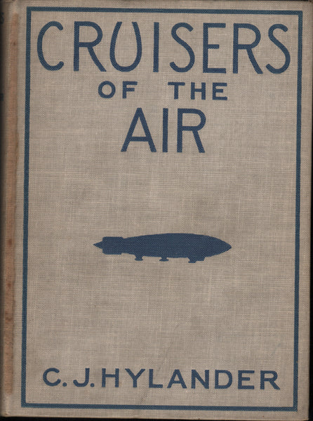 Hylander - Cruisers of the Air - 1931