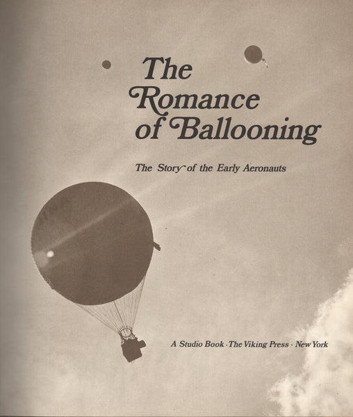 The Romance of Ballooning - 1971