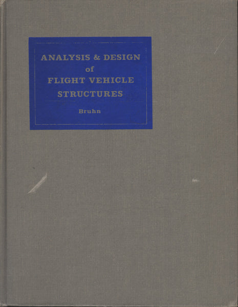 Bruhn - Analysis and Design of Flight Vehicle Structures - 1973