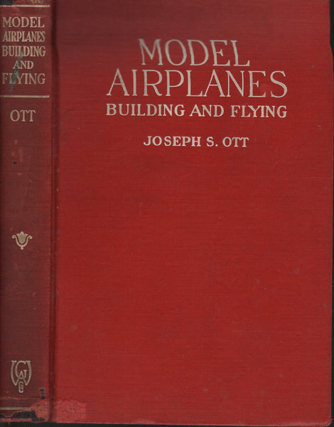Ott - Model Airplanes, Building and Flying - 1931