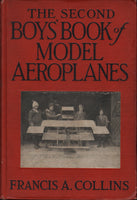Collins - The Second Boys' Book of Model Aeroplanes - 1914