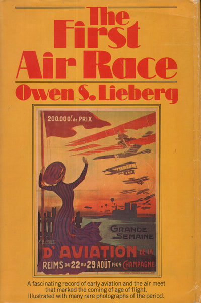 Lieberg - The First Air Race - 1974