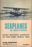 Seaplanes & Motors, Early Military Aircraft of the First World War