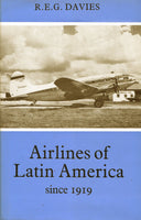 Davies - Airlines of Latin America since 1919