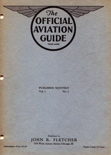 The Official Aviation Guide [of the Airways]