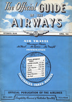The Official Guide of the Airways - 1943