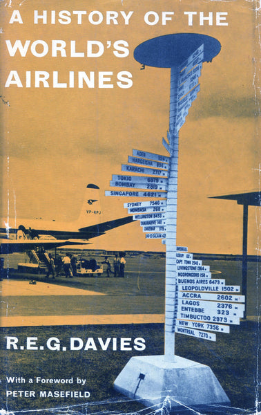 Davies - A History of the World's Airlines