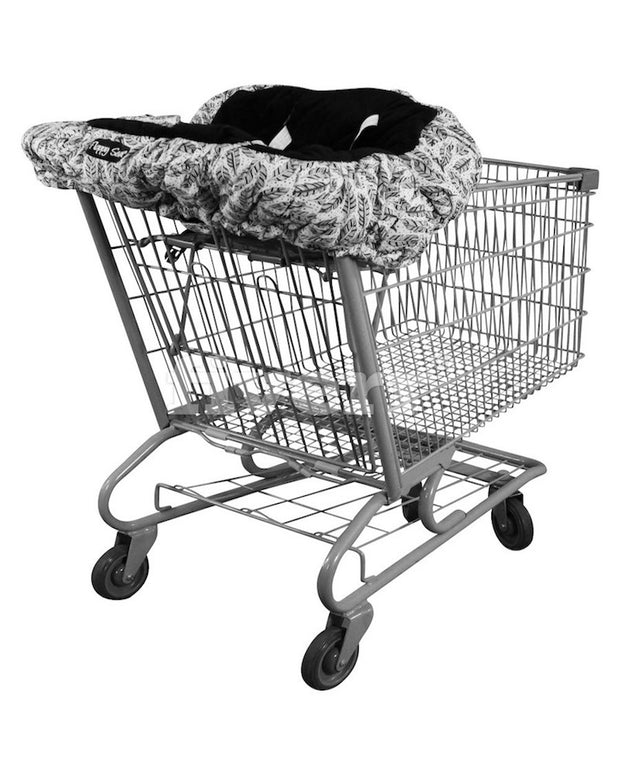 Floppy Seat® Ultra Plush Shopping Cart Cover
