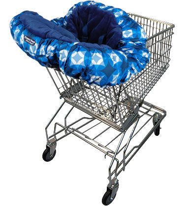 Floppy Seat® Plush Shopping Cart Cover