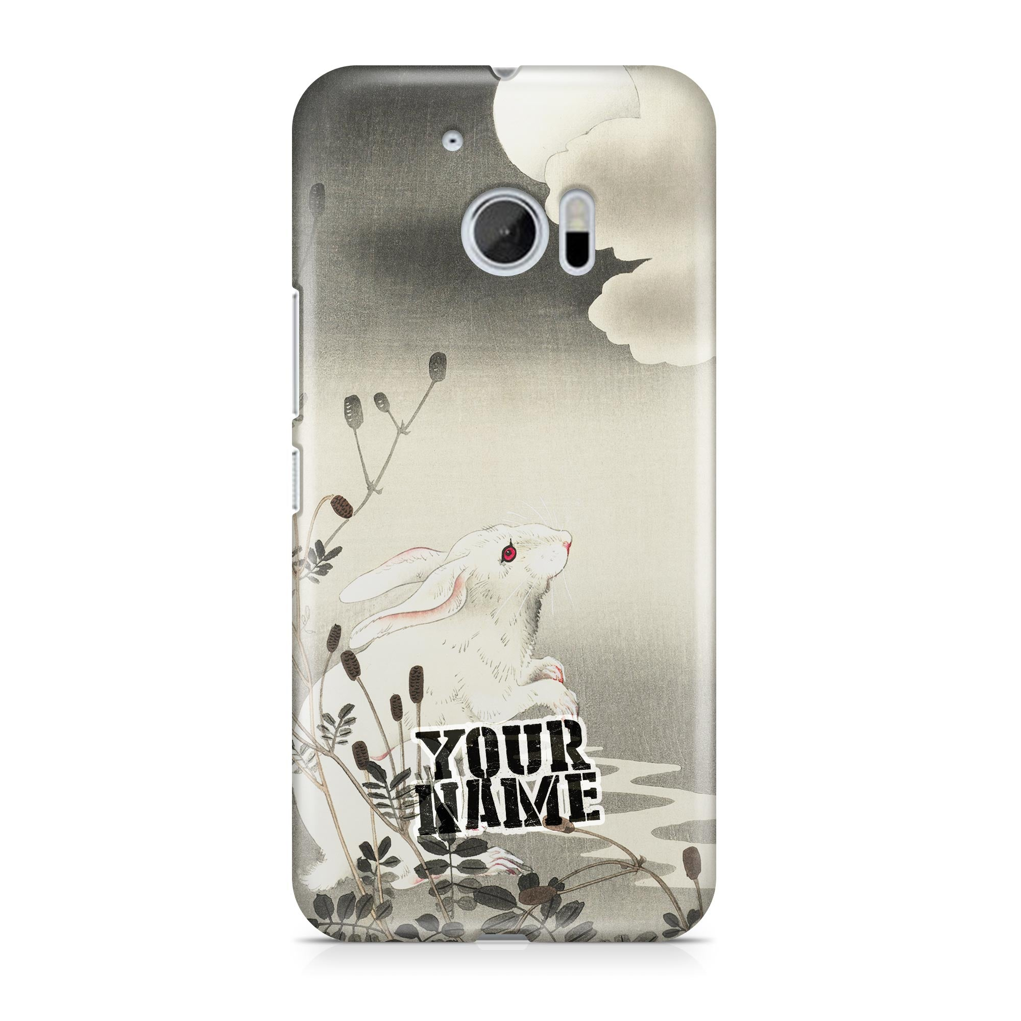 Rabbit Darkness Moon Japanese Art Phone Cases Cover