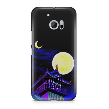 Retro Games Video Kenseiden Japanese Castle Horror Moon 8-bits Phone Cases Cover