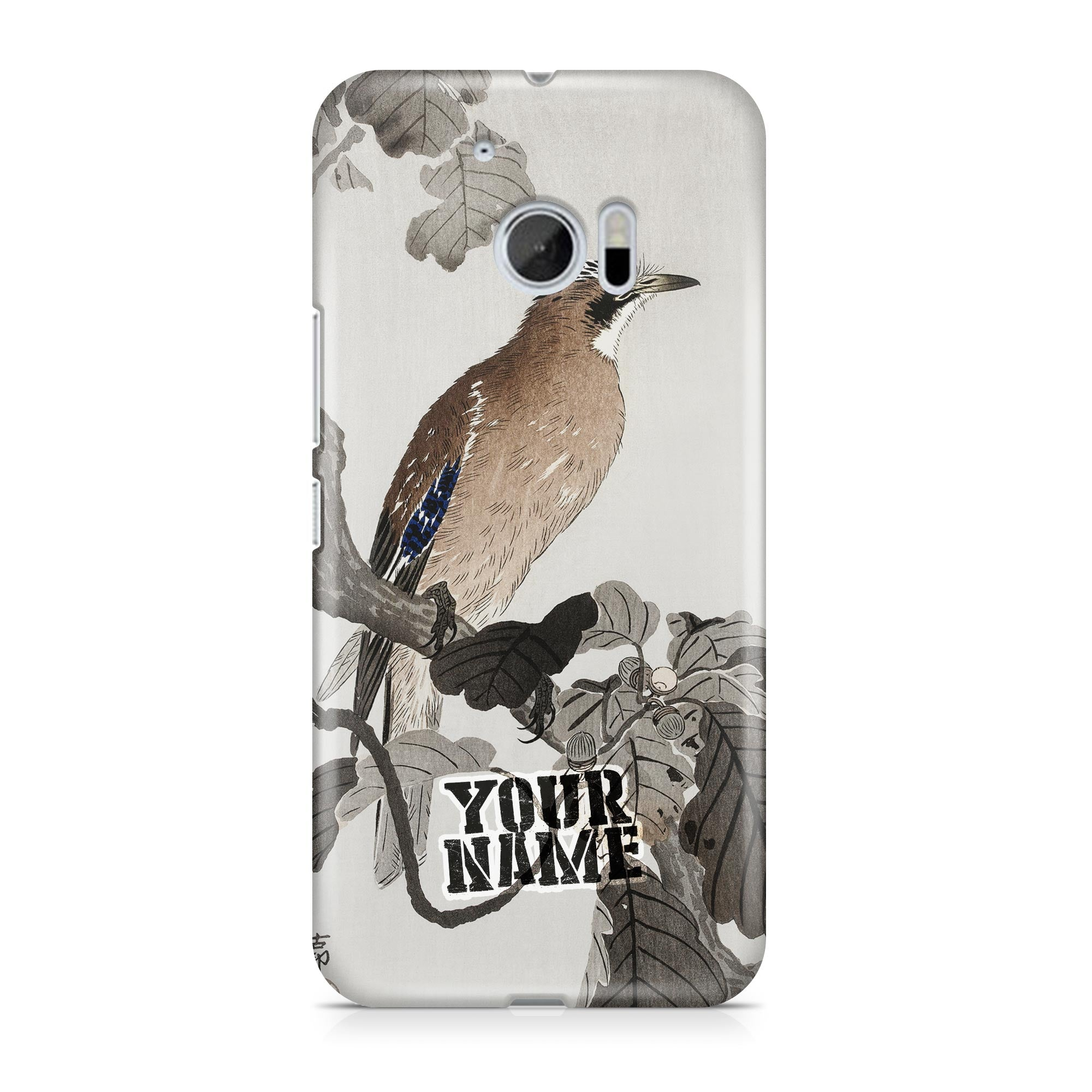 Black Eagle Hawk Birds Japanese Artwork Phone Cases Cover