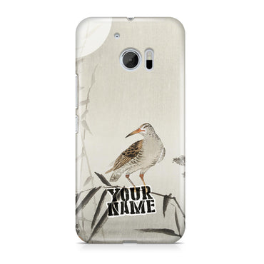 Chinese Birds Painting Art Wall Phone Cases Cover