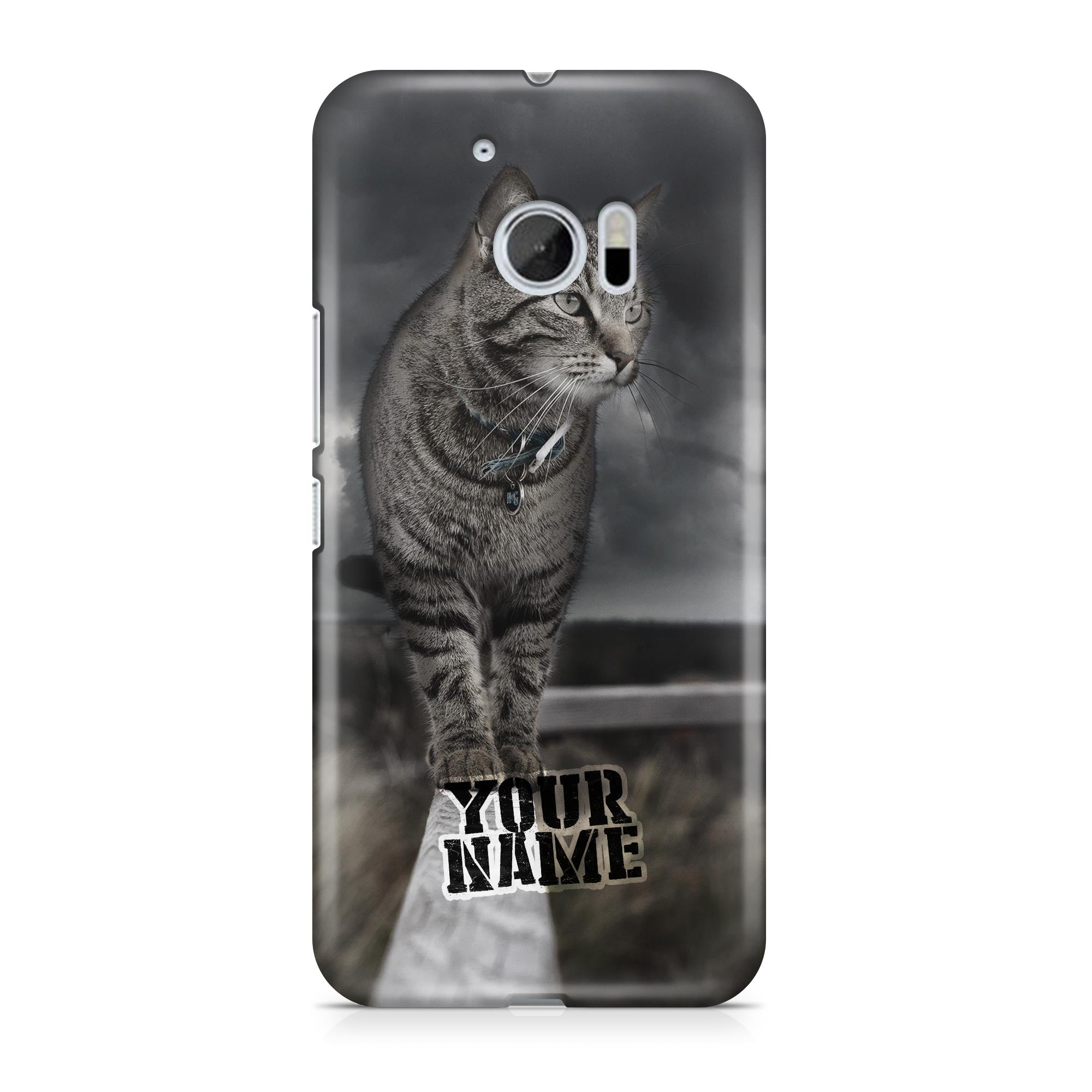 Grey Kitten Cats Darkness Cloud Art Phone Cases Cover