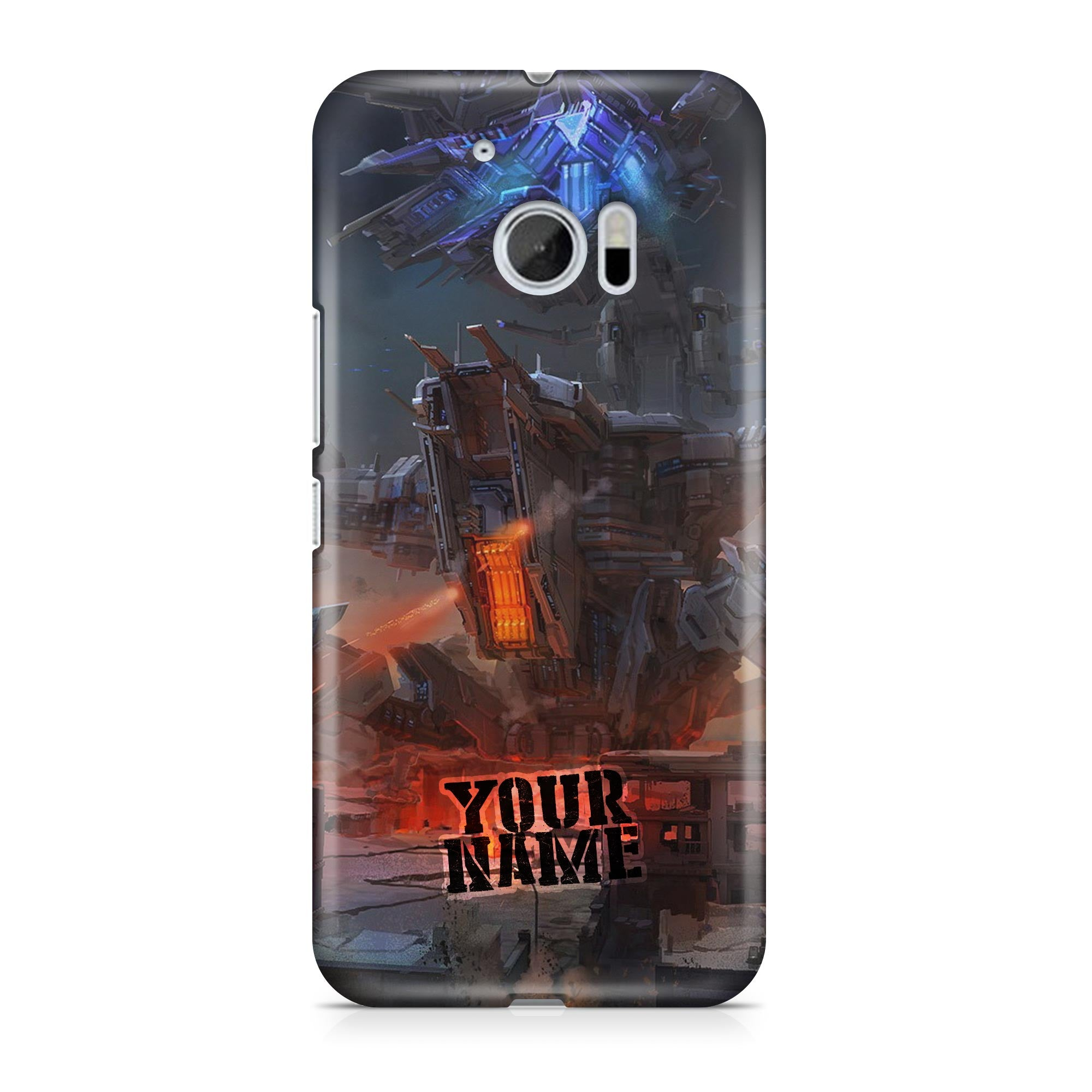 Space Robot Gunners Super Android Games Phone Cases Cover