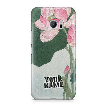 Hot Pink Floral Flower Rose  Beautiful Paint Art Phone Cases Cover