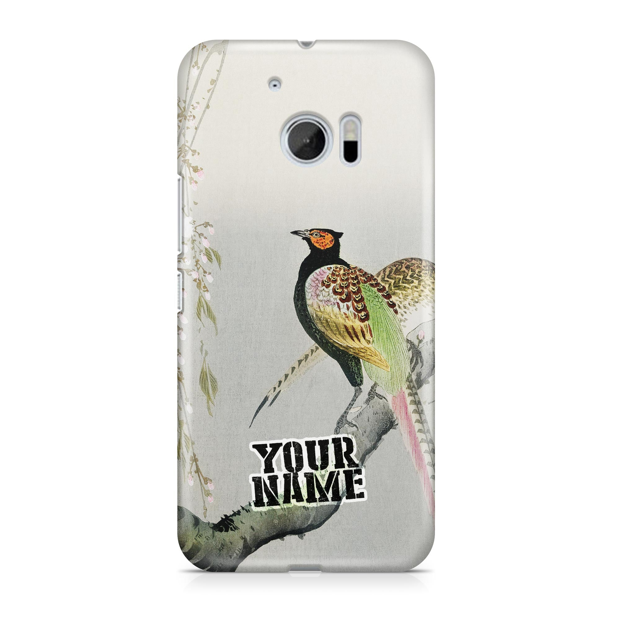 Japanese Peacocks Bird Legendary Phone Cases Cover