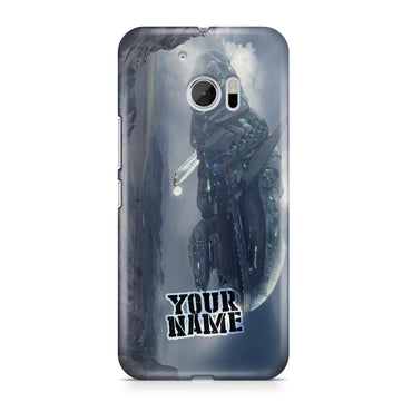 Space Ship Aliens Phone Case Fits Samsung and Apple Phones S10 S9