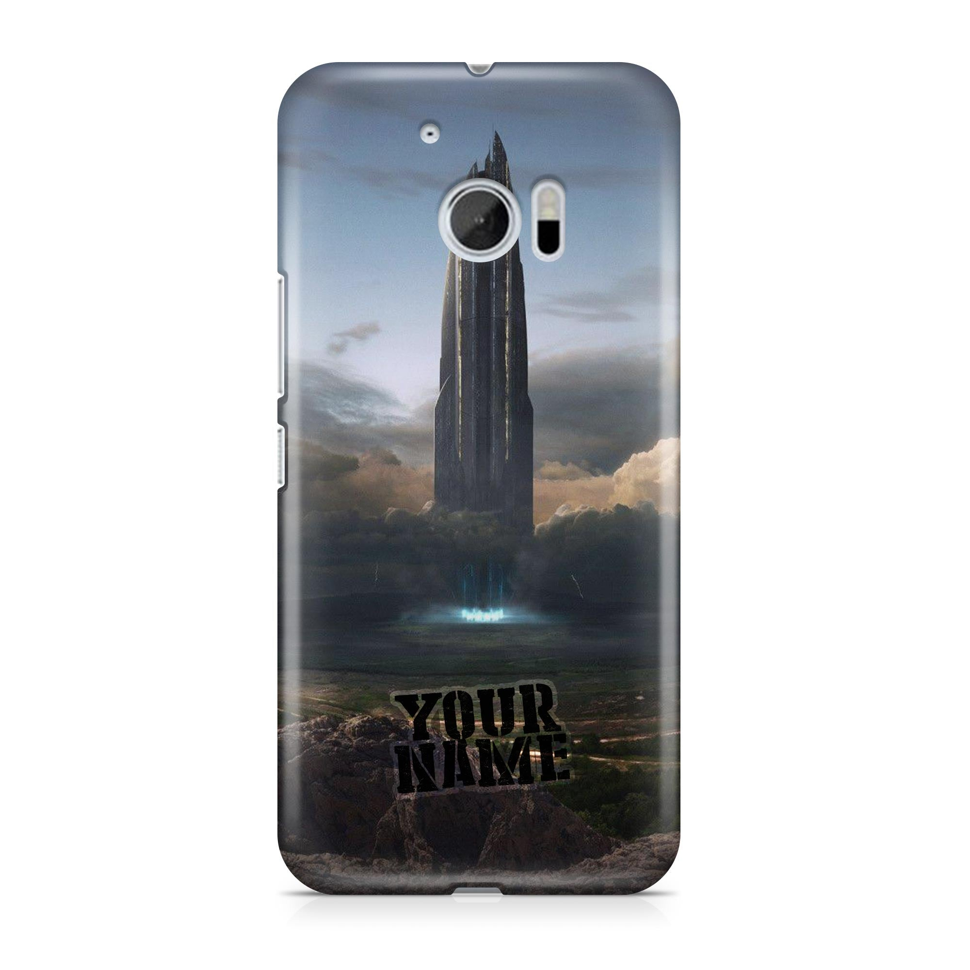 Alien Longest Cities Planet UFO Phone Case Cover