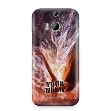 White Magic Mage Phoenix Angel Book Lighting Thunder Phone Cases Cover